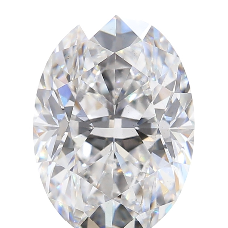 Oval Cut 1.56 Carat G Color Vs2 Clarity Sku Lg2836814