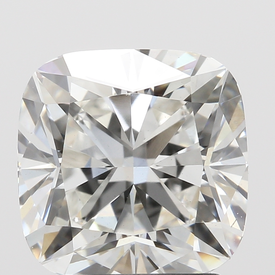 Cushion Cut 2.03 Carat G Color Vs2 Clarity Sku Lg32441320