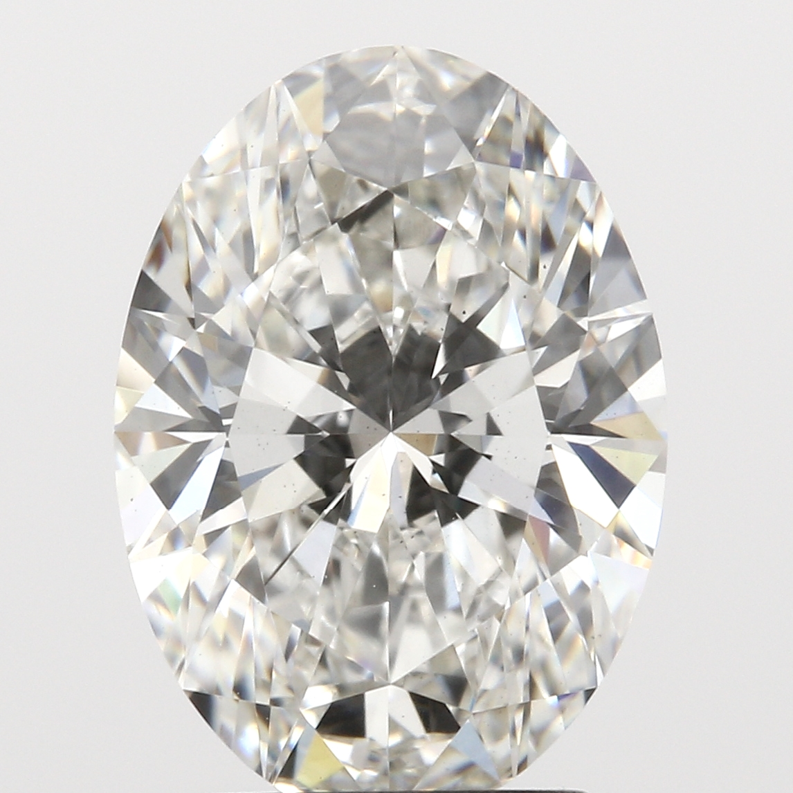 Oval Cut 2.23 Carat G Color Vs2 Clarity Sku Lg47241330