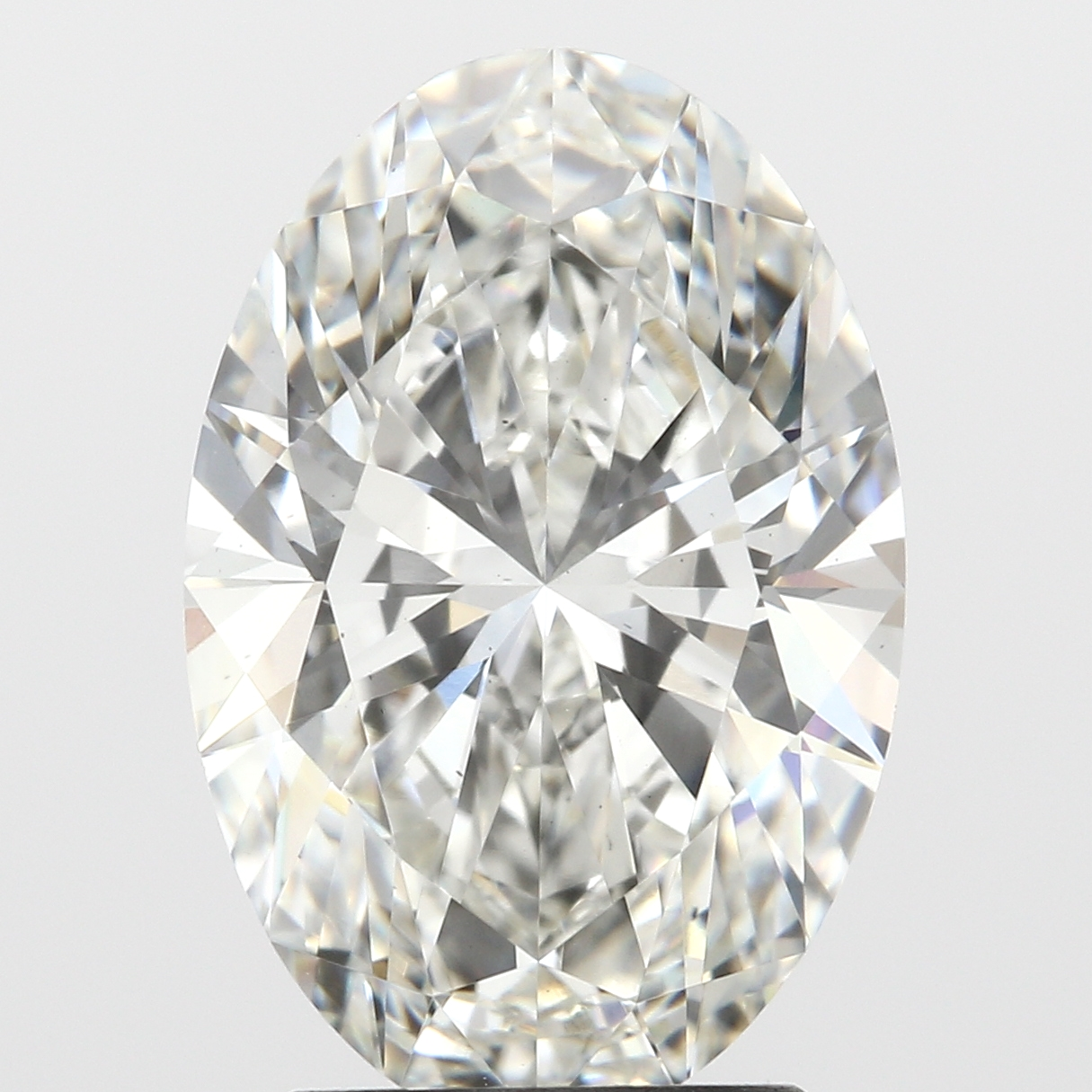 Oval Cut 2.39 Carat G Color Vs2 Clarity Sku Lg61041331