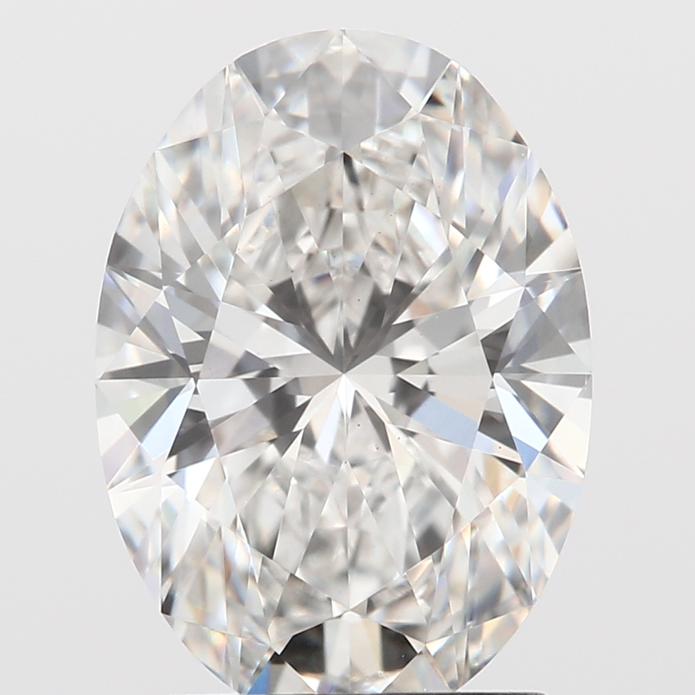 Oval Cut 1.65 Carat F Color Vs2 Clarity Sku Lg65844750