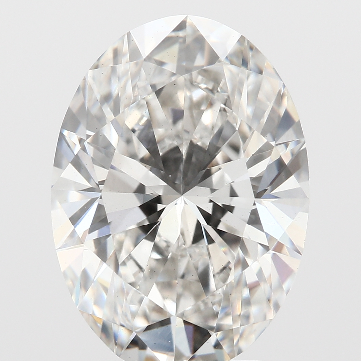 Oval Cut 2.67 Carat G Color Vs1 Clarity Sku Lg71045332