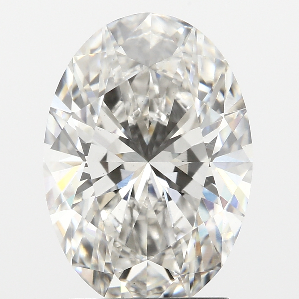 Oval Cut 1.71 Carat I Color Vs1 Clarity Sku Lg38818974